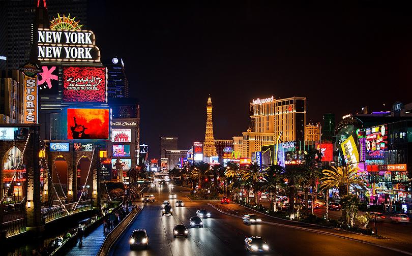 Atrações dos hotéis que você vê da rua em Las Vegas   Dicas de Las ... 0fce68ef31