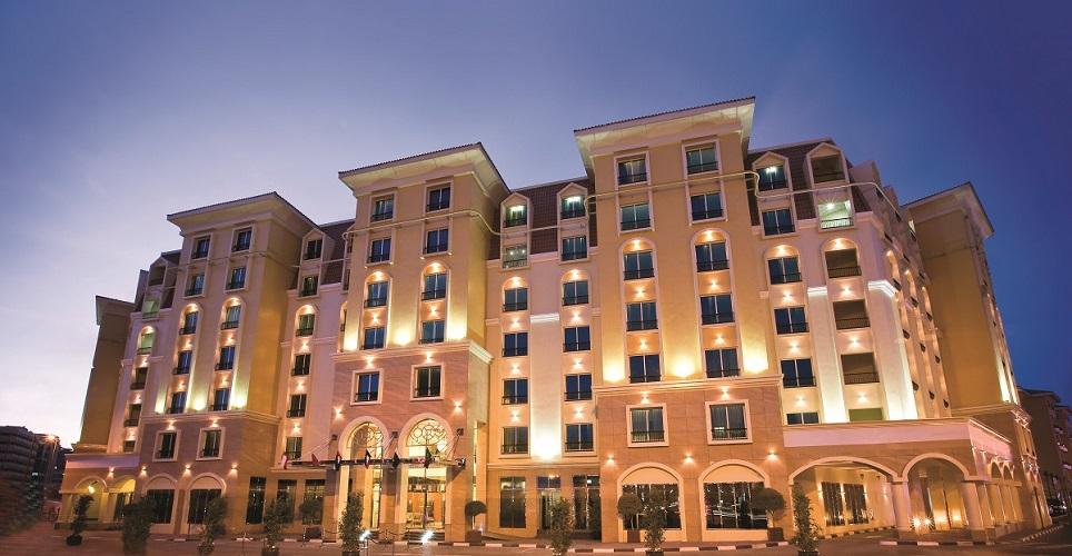 Index Hotel Dubai Deira