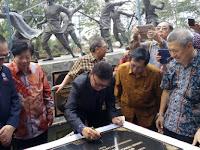 Peresmian Monumen Po An Tui, Pembelokan Fakta Sejarah