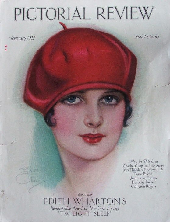 Pictorial Review Vintage Cover