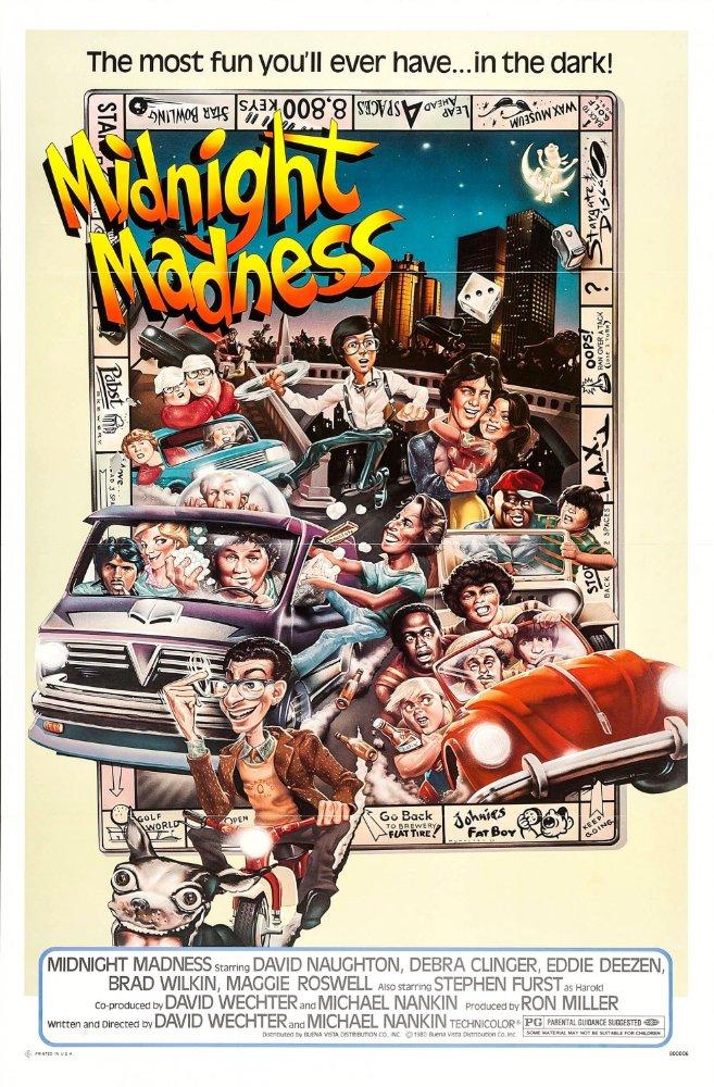 Midnight Madness (CD1)