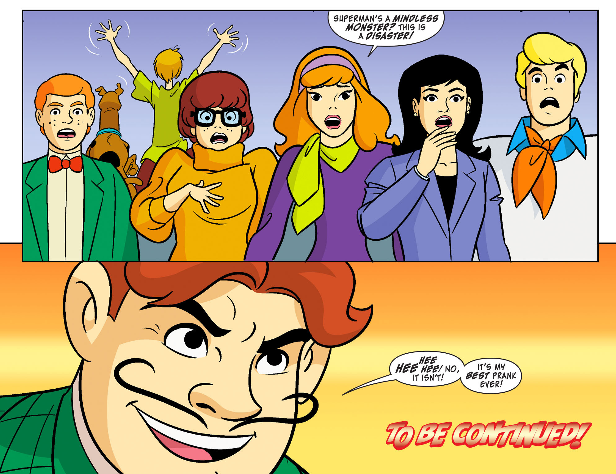 Read online Scooby-Doo! Team-Up comic -  Issue #17 - 22