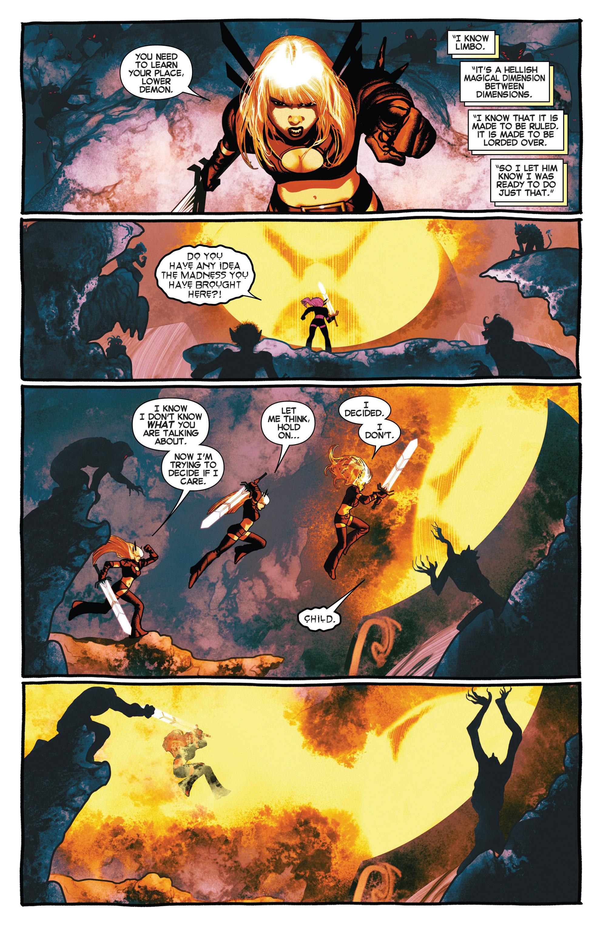 Read online Uncanny X-Men (2013) comic -  Issue #5 - 7