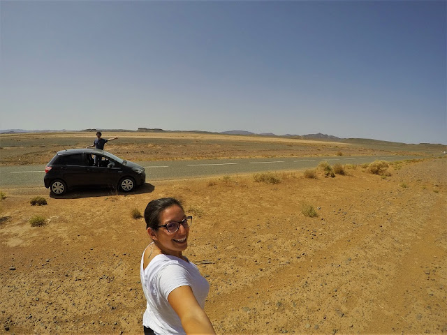 road trip Marocco