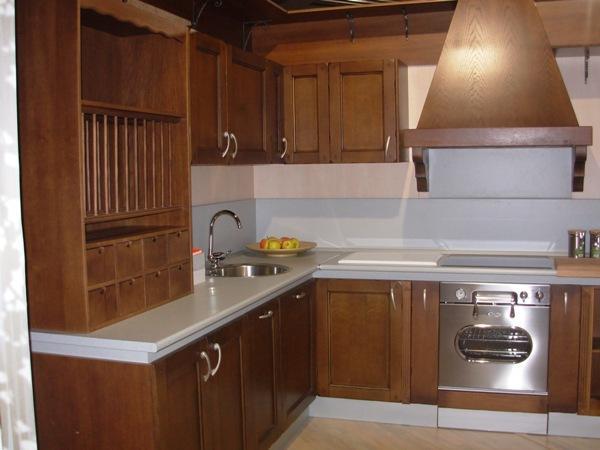 Modernas cocinas de madera kitchen design luxury homes - Fotografias de cocinas ...