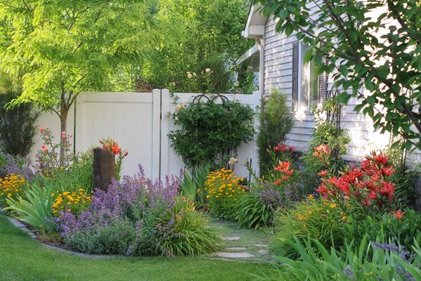Garden Summer Houses Cheap: VW Garden: Summer Garden Scenes