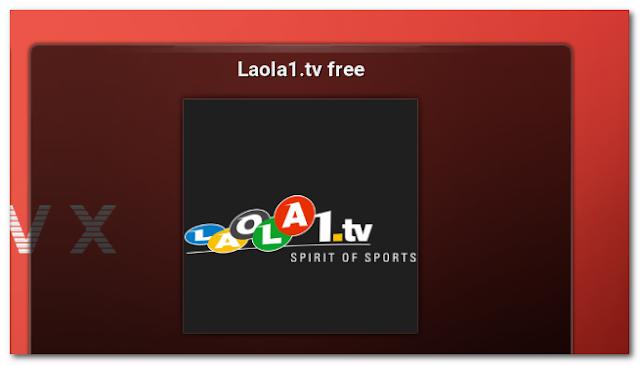 LaOla1.tv Addon
