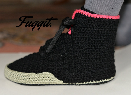 buy popular 2e83f a1a4c Addiction....: From Sneakers to Slippers :: FUGGIT ...