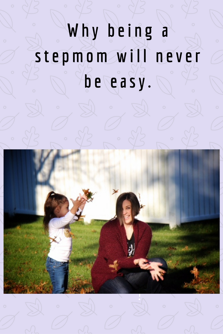 The Wonderful Life of a Step Mom: Why being the stepmom is ...