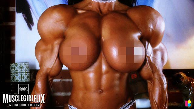 Marina Lopez FBB morph