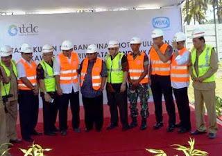 Hotel Fullman Awali Pembangunan Di Kawasan KEK ITDC Lombok