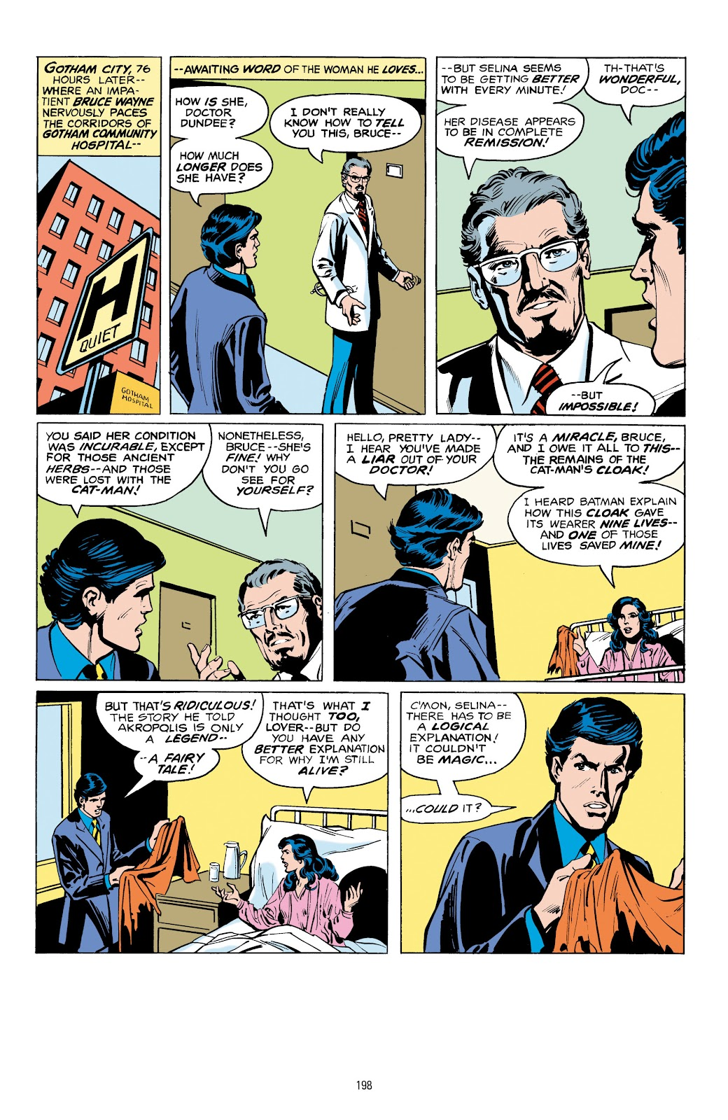 Read online Catwoman: A Celebration of 75 Years comic -  Issue # TPB (Part 2) - 99
