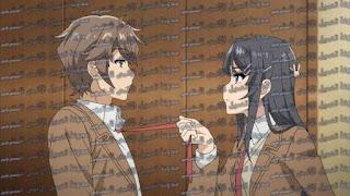 جميع حلقات انمي Seishun Buta Yaro مترجم عدة روابط