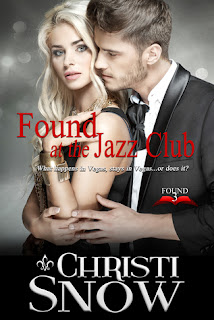 Found at the Jazz Club by Christi Snow
