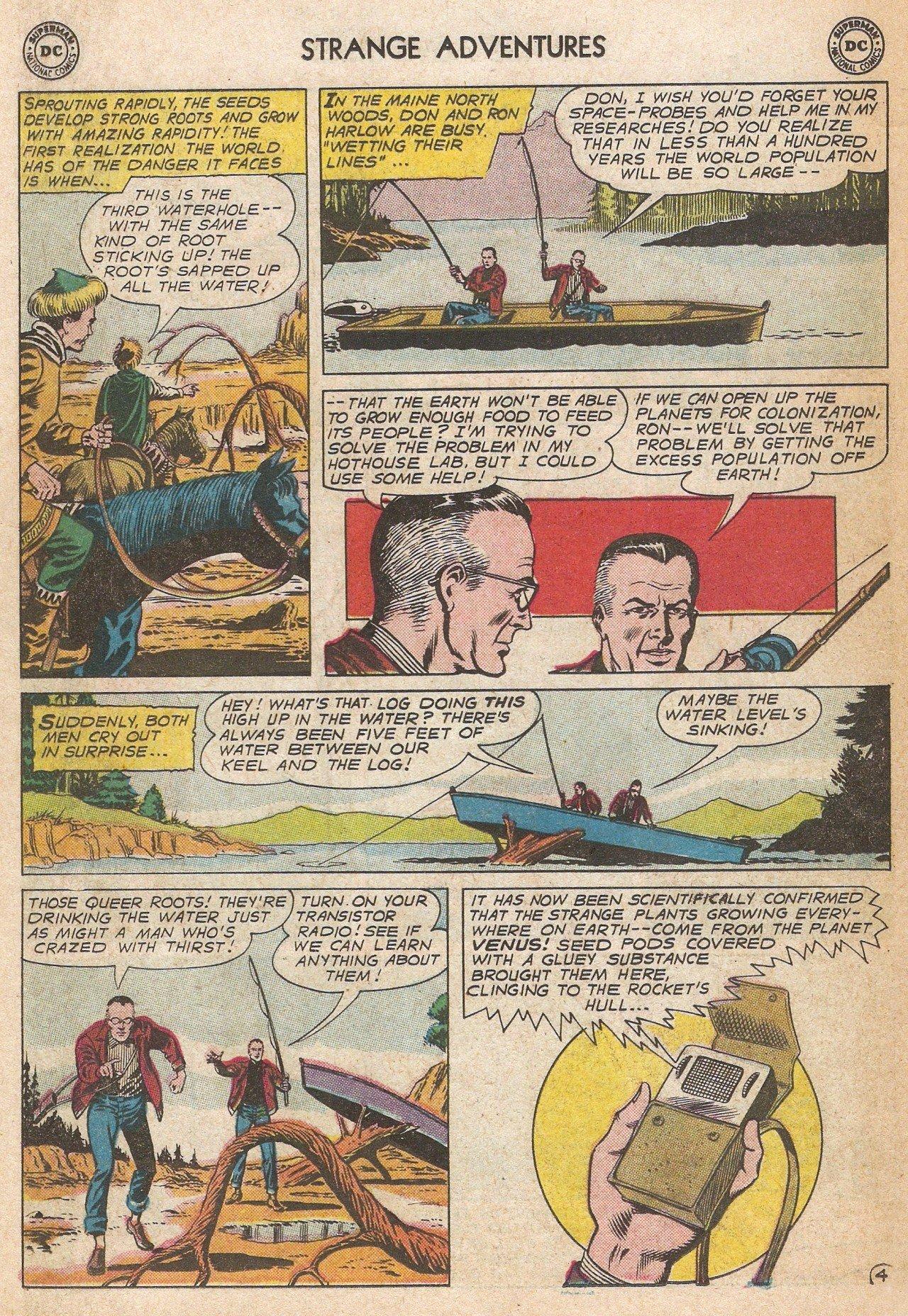 Strange Adventures (1950) issue 139 - Page 6