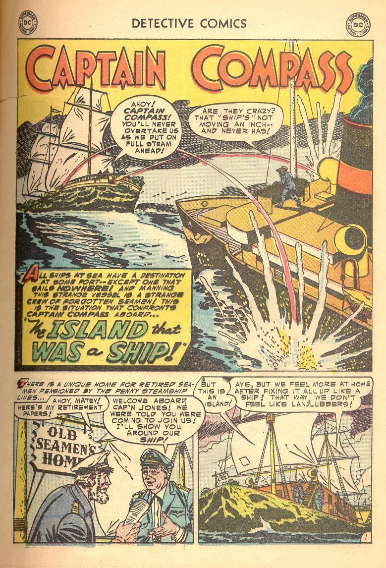 Read online Detective Comics (1937) comic -  Issue #214 - 17