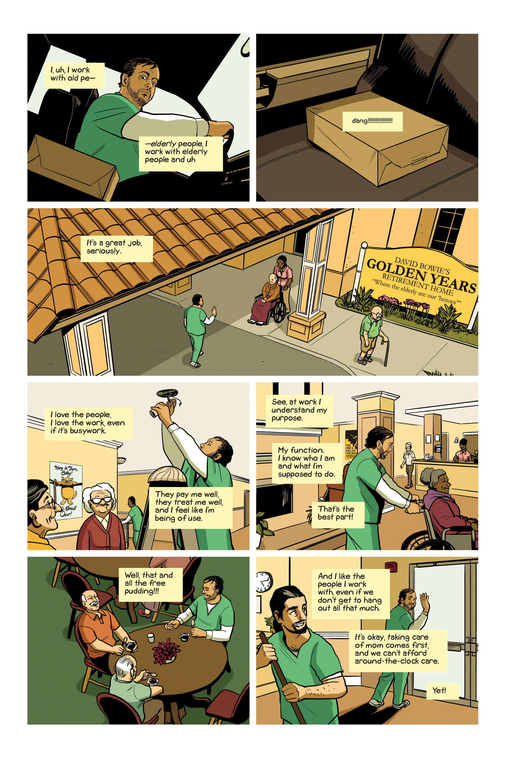 Read online Sex Criminals comic -  Issue #11 - 6