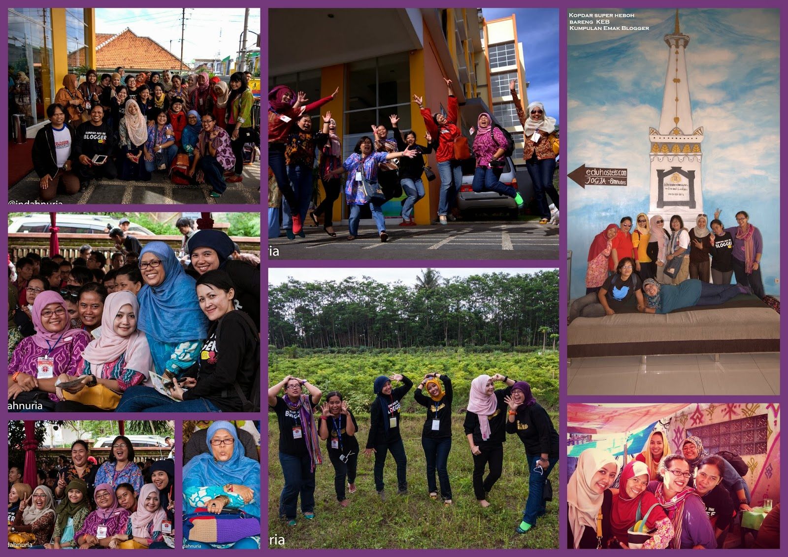 My Purple World January 2014
