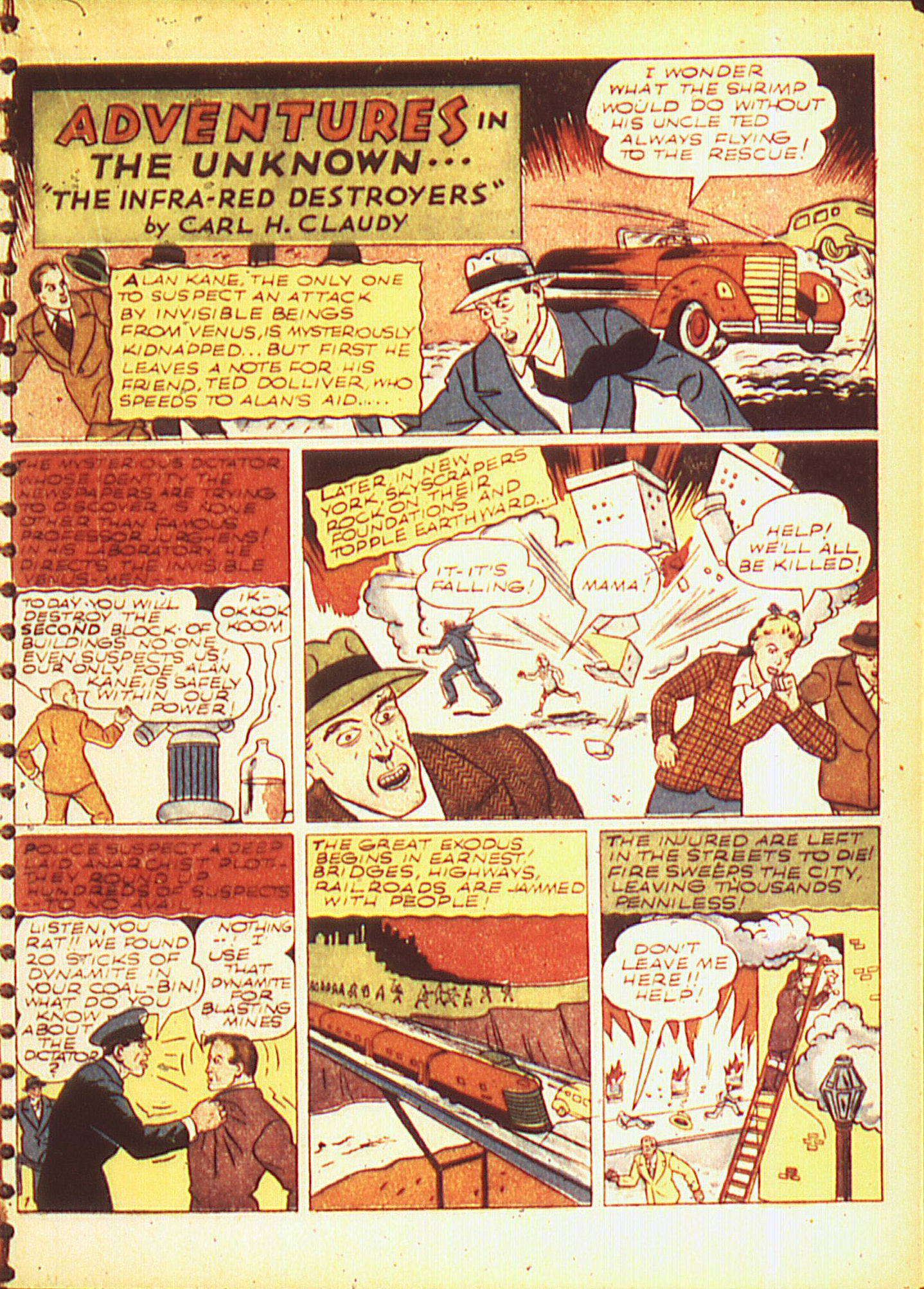 Read online All-American Comics (1939) comic -  Issue #16 - 42