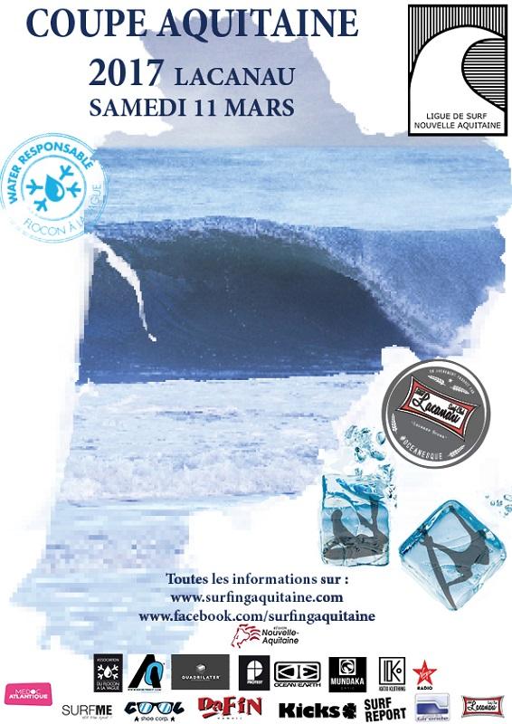 lacanau coupe d'aquitaine de surf