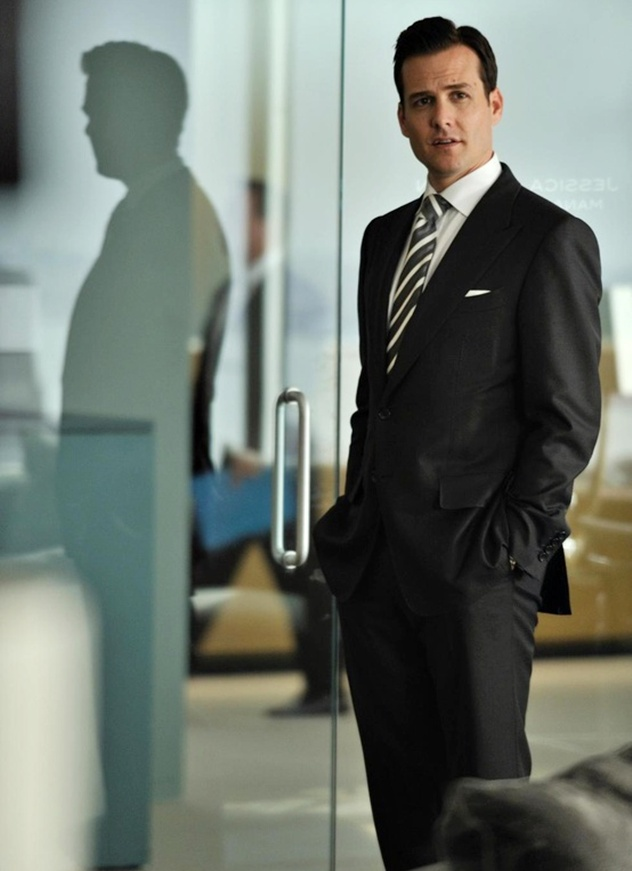 ff7a4730acf Pop Culture And Fashion Magic  Harvey Specter - Suits Glory