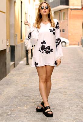 vestidos casuales para mujer