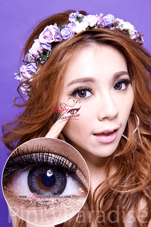 G&G DM23 Grey Circle Lenses (Colored Contacts)