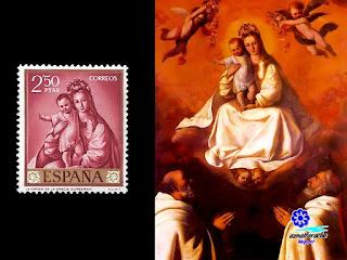 Francisco de Zurbarán - La Virgen de la Gracia