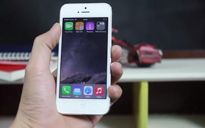 Chi tiết cấu hình iPhone 5 lock chính hãng