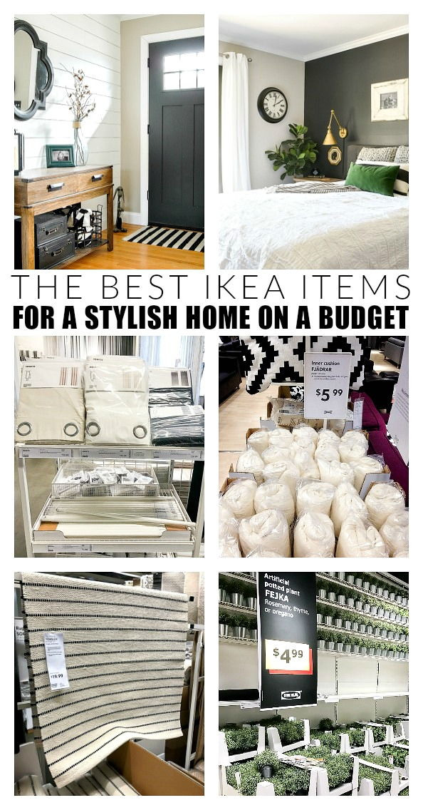 The best ikea items for a stylish home on a budget