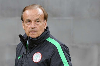 NFF court case not a distraction to S'Eagles W'Cup preparation - Rohr