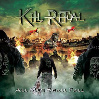 "Το τραγούδι των Kill Ritual ""Megalomaniac"" από το album ""All Men Shall Fall"""