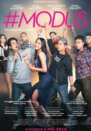 Download Film Modus (2016) TVRip Full Movie Terbaru