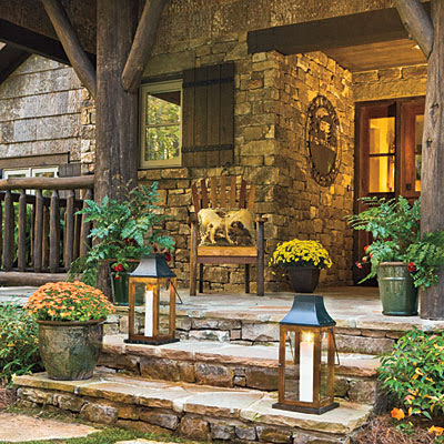 Still Woods Farmhouse A Welcoming Entryway For Your