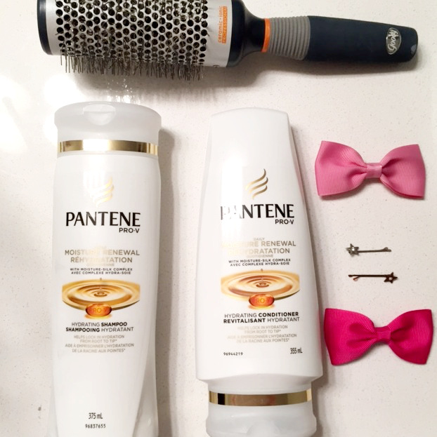 Pantene Daily Moisture Renewal shampoo and conditioner: A quick review
