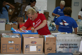 Wells Fargo volunteer from Dallas