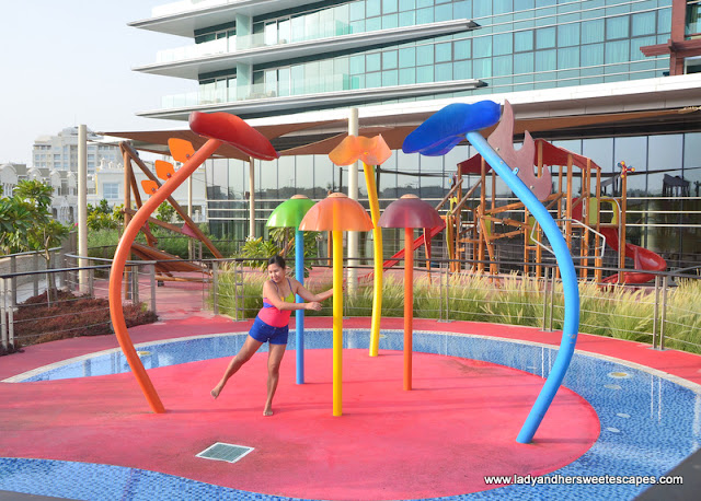 Kids Zone at Marriott Hotel Al Forsan