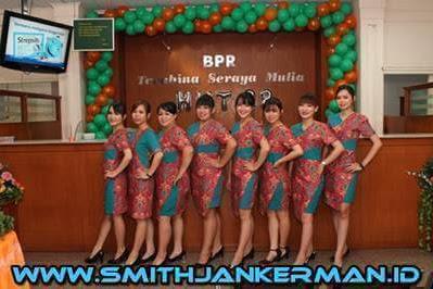 Lowongan PT. BPR Terabina Seraya Mulia Pekanbaru Agustus 2018