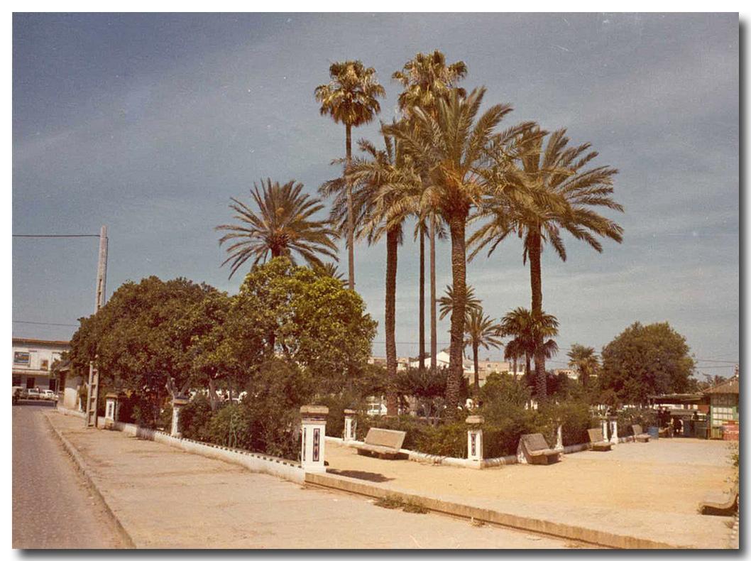 Jardines de la Pimienta.