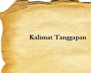 15 Contoh Kalimat Tanggapan dalam Bahasa Indonesia