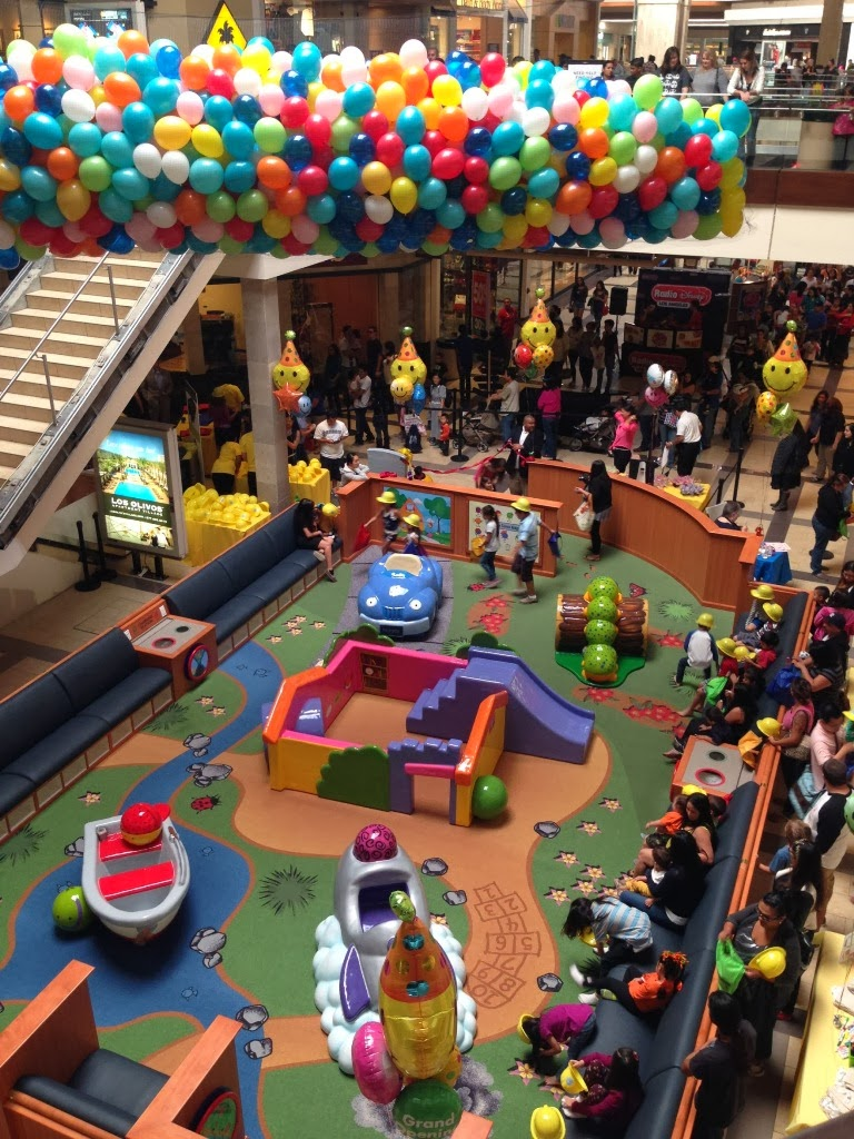 Now Open New Play Area At Brea Mall Newbreamall