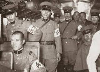 Pembentukan Pemerintahan Militer Jepang di indonesia