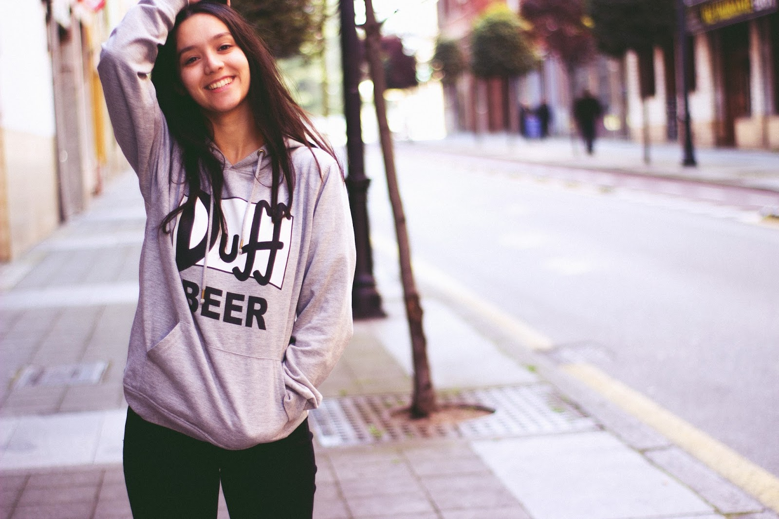duff beer hoodie 2017