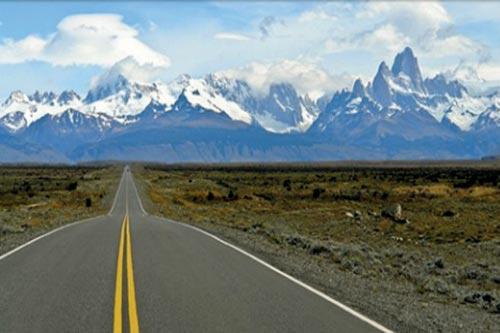 RUTA 40 Argentina, 4900 km