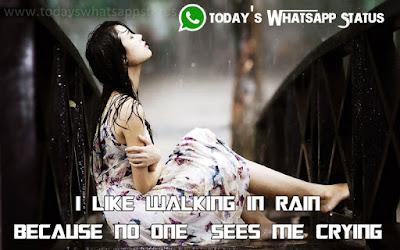 1000+ Sad Whatsapp Status in English