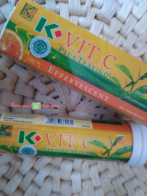 k vit c plus teavigo tube