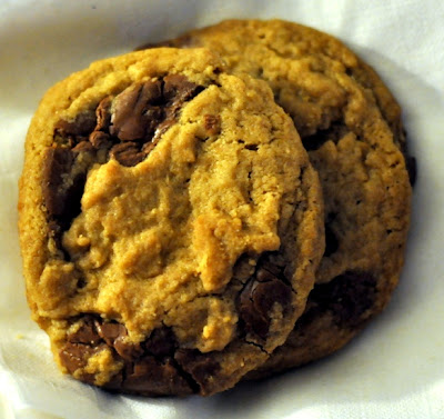 Chocolate Chunk Cookies at The Inn on First in Napa, CA - Photo by Taste As You Go