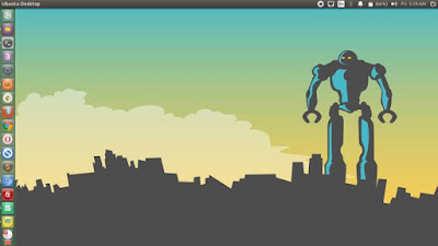 System76 Robot Wallpapers