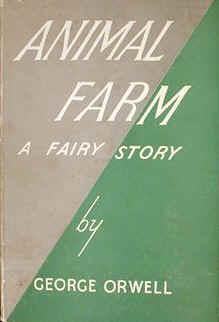 Animal Farm, by George Orwell [English]