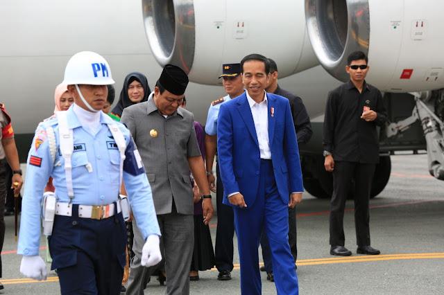 Ini yang Akan Dilakukan Presiden Jokowi Selama Berada di Kalsel